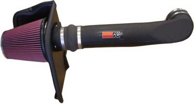 2002-2006 Chevrolet Avalanche 2500 Cold Air Intake K & N Chevrolet Cold Air Intake 57-3032 K33573032