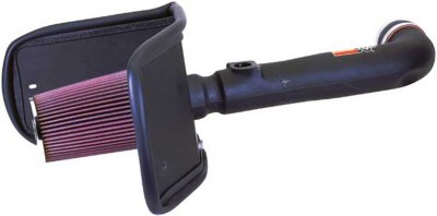1999-2005 Toyota Land Cruiser Cold Air Intake K & N Toyota Cold Air Intake 57-9021 K33579021