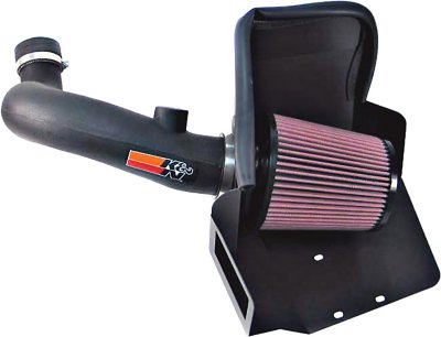 2008-2010 Jeep Compass Cold Air Intake K&N Jeep Cold Air Intake 63-1552