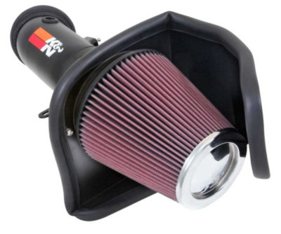 2015-2016 Dodge Charger Cold Air Intake K&N Dodge Cold Air Intake 69-2550TTK