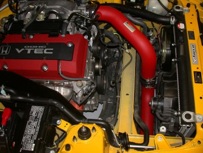 2000-2005 Honda S2000 Cold Air Intake K & N Honda Cold Air Intake 69-1040TWR K33691040TWR