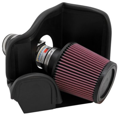 2010-2012 Mazda 3 Cold Air Intake K&N Mazda Cold Air Intake 69-6013TTK