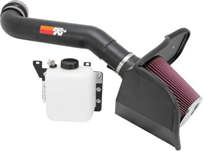 2010-2014 Ford F-150 Cold Air Intake K&N Ford Cold Air Intake 77-2579KTK
