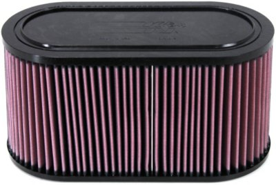 2003-2007 Ford F-450 Super Duty Universal Air Filter K & N Ford Universal Air Filter E-3033 K33E3033