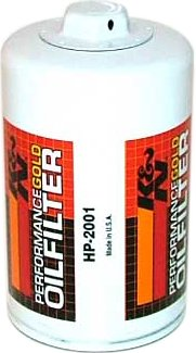 1995-1996 AM General Hummer Oil Filter K&N AM General Oil Filter HP-2001
