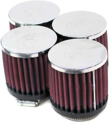 Universal Air Filter K&N  Universal Air Filter RC-1894
