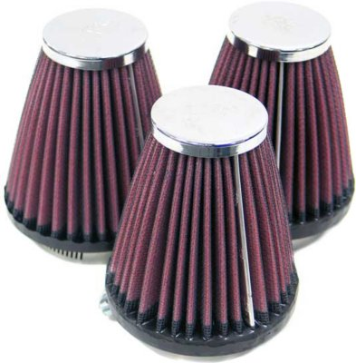 Universal Air Filter K&N  Universal Air Filter RC-1923