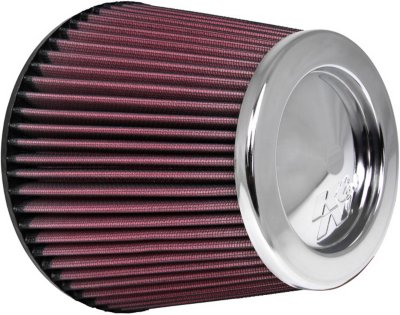 2010 Ford Mustang Universal Air Filter K&N Ford Universal Air Filter RC-4381