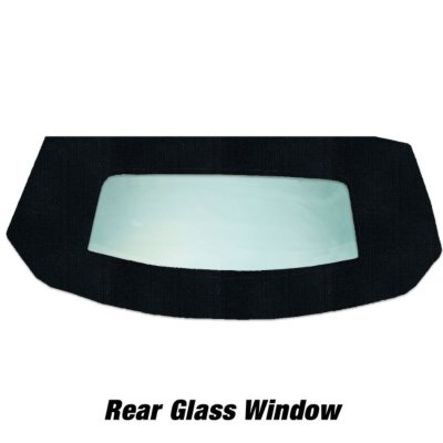 1965-1970 Ford Mustang Convertible Rear Window Kee Auto Top Ford Convertible Rear Window HG0223TN14SF