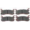 Kool Vue Brake Pad Set