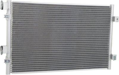 Kool Vue KVAC3171 A, C Condenser - Factory Finish, Aluminum, Parallel flow, Direct Fit