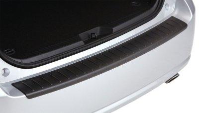 Bushwacker L22114005 Bumper Protector - Black, Dura-Flex(R) 2000 TPO
