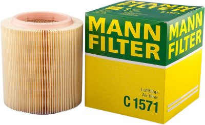 1994-1997 Land Rover Defender 90 Air Filter Mann-Filter Land Rover Air Filter C1571