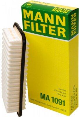 2004-2006 Scion xA Air Filter Mann-Filter Scion Air Filter MA1091