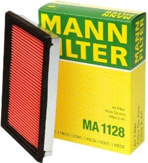 2010 Infiniti FX35 Air Filter Mann-Filter Infiniti Air Filter MA1128