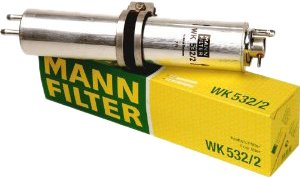 2002-2005 BMW 745i Fuel Filter Mann-Filter BMW Fuel Filter WK532/2 MANWK5322