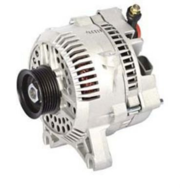 2005-2007 Ford F-450 Super Duty Alternator Motorcraft Ford Alternator GLV-8633RM