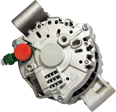 2005-2007 Ford F-450 Super Duty Alternator Motorcraft Ford Alternator GLV-8663RM