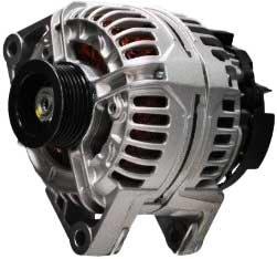 Quality-Built MPA11218 Alternator - Factory Finish, Direct Fit, 140, Internal
