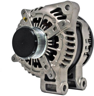 Quality-Built MPA11252 Alternator - Factory Finish, Direct Fit, 170, Internal