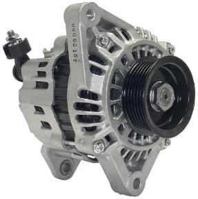 Quality-Built MPA13828N Alternator - Factory Finish, Direct Fit, 100, Internal