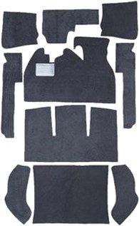 1958 1968 Volkswagen Beetle Carpet Kit Newark Auto Products Volkswagen Carpet Kit 112 407 58 59 60 61 62 63 64 65 66 67 68