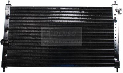 1997-1999 Acura CL A/C Condenser Denso Acura A/C Condenser 477-0784