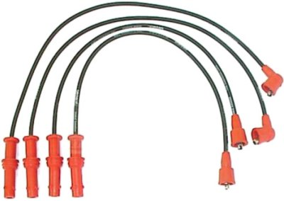 Denso NP6714233 Spark Plug Wire - 7 mm Diameter, Direct Fit
