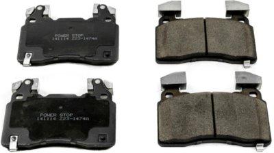 2015 Cadillac CTS Brake Pad Set Powerstop Cadillac Brake Pad Set 16-1474A