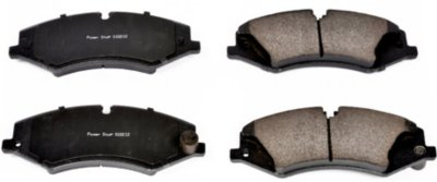 2015 Land Rover Range Rover Brake Pad Set Powerstop Land Rover Brake Pad Set 16-1479
