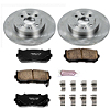 Powerstop Brake Disc and Pad Kit