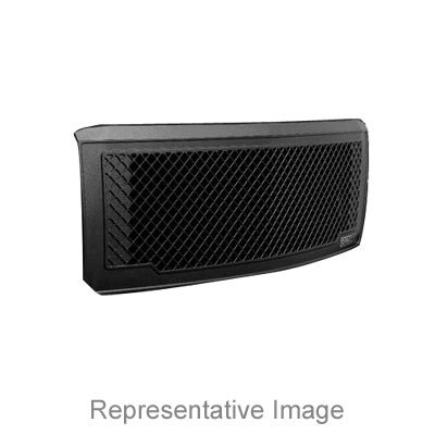 Putco P45270527B Boss Billet Grille - Powdercoated Black, Aluminum, Punch Style, Grille Insert, Direct Fit