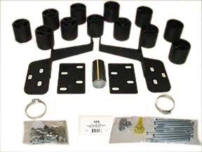 Image of 19951999 Chevrolet C1500 Suburban Body Lift Kit Perf Accessories Chevrolet Body Lift Kit PA123