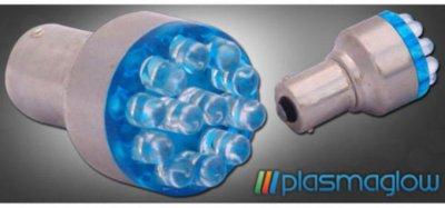 Plasmaglow PMG1157LEDR Light Bulb - Red, Direct Fit