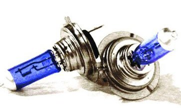 Plasmaglow PMGH7L Light Bulb - Blue, Direct Fit