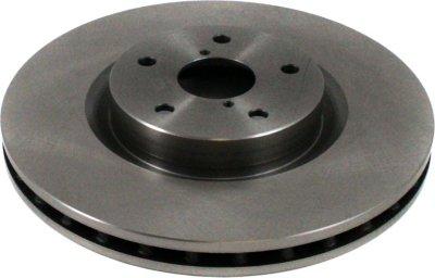 Pronto PRBR900490 Brake Disc - 326 mm Diameter, Plain Surface, Direct Fit