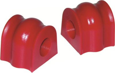 Prothane PTH161101 Sway Bar Bushing - Red, Polyurethane