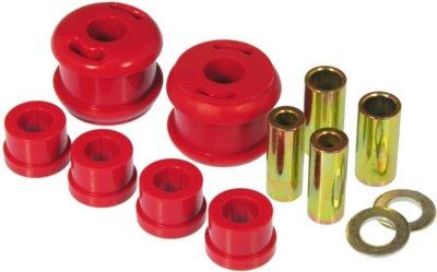 Prothane PTH16303 Control Arm Bushing - Red, Polyurethane