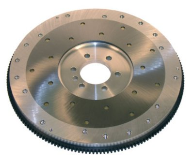RAM Clutches RAM2557 Aluminum Flywheel - Aluminum, 166