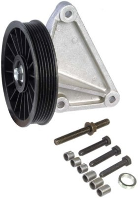 1990-1997 Ford Ranger A/C Compressor By-Pass Pulley Dorman Ford A/C Compressor By-Pass Pulley 34150