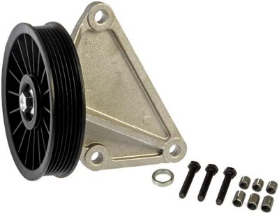 1988-1995 Ford Taurus A/C Compressor By-Pass Pulley Dorman Ford A/C Compressor By-Pass Pulley 34151