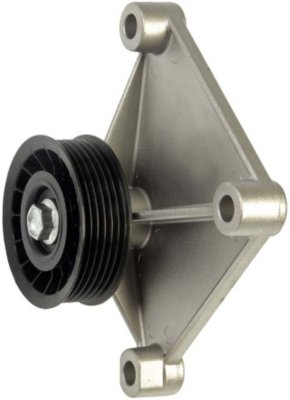 1993-1995 Chevrolet Camaro A/C Compressor By-Pass Pulley Dorman Chevrolet A/C Compressor By-Pass Pulley 34155