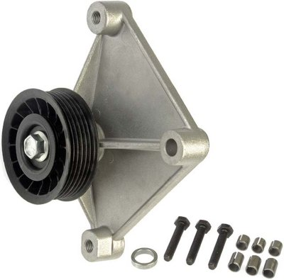 1995 Chevrolet Astro A/C Compressor By-Pass Pulley Dorman Chevrolet A/C Compressor By-Pass Pulley 34161