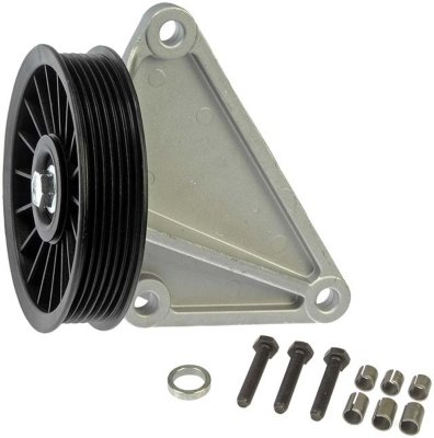 1991-1993 Jeep Cherokee A/C Compressor By-Pass Pulley Dorman Jeep A/C Compressor By-Pass Pulley 34171