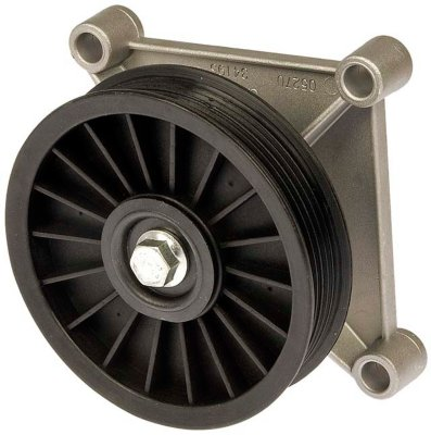 1987-1988 Buick Century A/C Compressor By-Pass Pulley Dorman Buick A/C Compressor By-Pass Pulley 34195