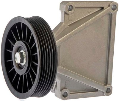 1995-1997 Chrysler Cirrus A/C Compressor By-Pass Pulley Dorman Chrysler A/C Compressor By-Pass Pulley 34227