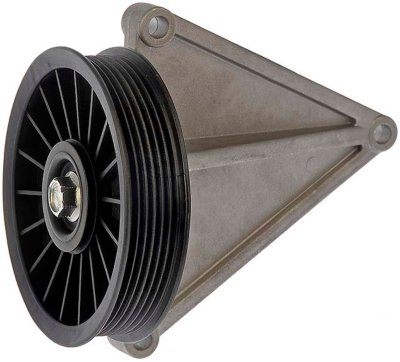 2003-2006 Dodge Sprinter 2500 A/C Compressor By-Pass Pulley Dorman Dodge A/C Compressor By-Pass Pulley 34228
