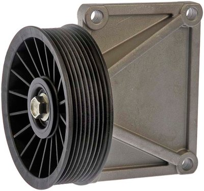1996-2002 Dodge Ram 2500 A/C Compressor By-Pass Pulley Dorman Dodge A/C Compressor By-Pass Pulley 34229