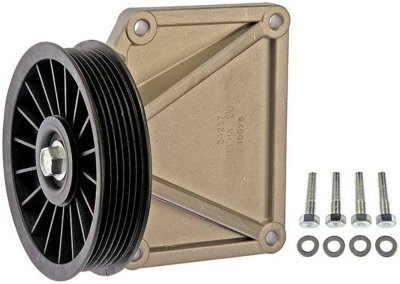 1996-2002 Dodge Dakota A/C Compressor By-Pass Pulley Dorman Dodge A/C Compressor By-Pass Pulley 34237