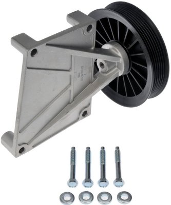 2002-2006 Toyota Camry A/C Compressor By-Pass Pulley Dorman Toyota A/C Compressor By-Pass Pulley 34250